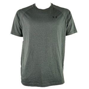Under Armour Heatgear Loose Fit T-shirt Gray Sz L
